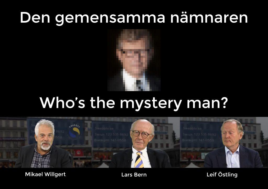 Mr W The Mystery Man